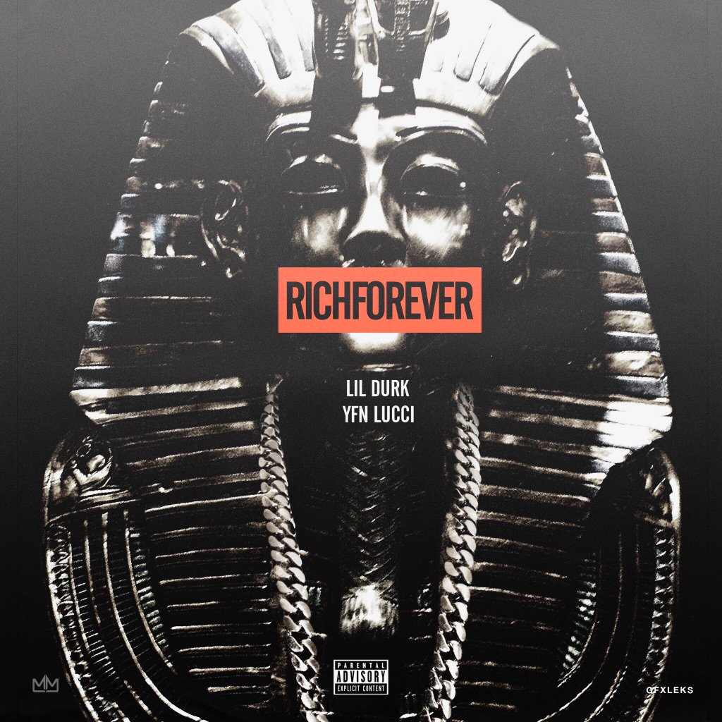 lil durk rich forever