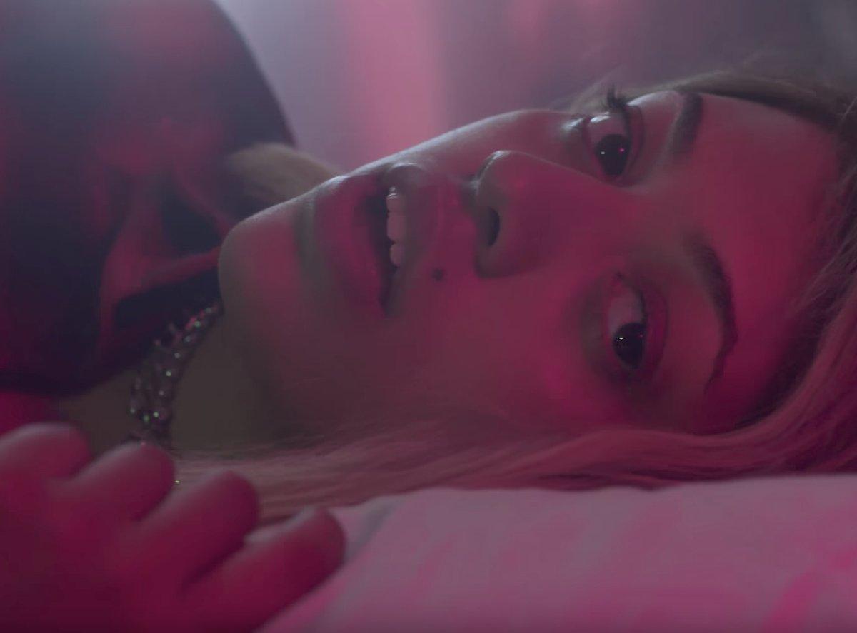 mahalia sober music video