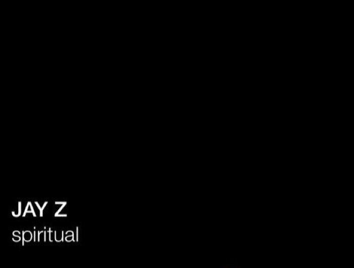 JAY Z Spiritual