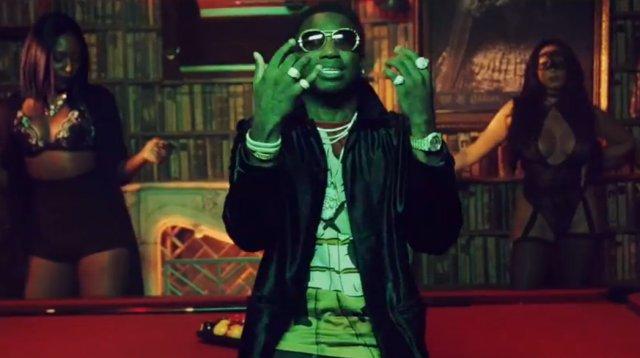 gucci mane stutter music video