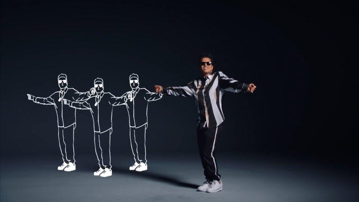 bruno mars thats what i like music video