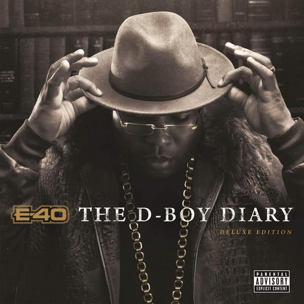 e-40 the d-boy diary