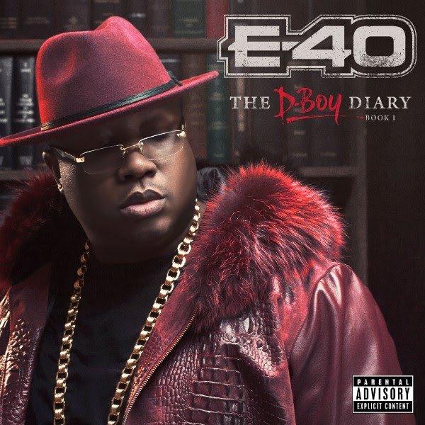 e-40 the d-boy diary part 1