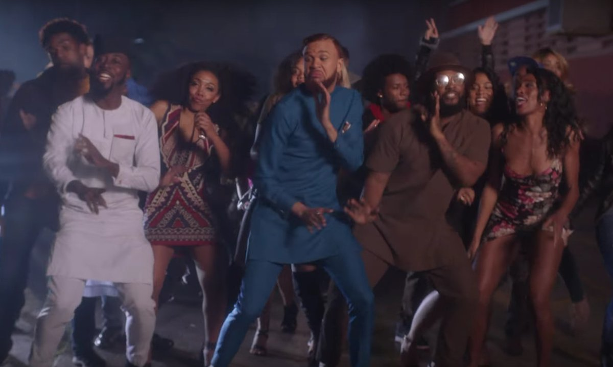 jidenna the let out music video