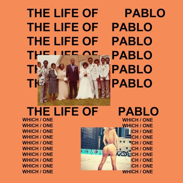 the life of pablo official