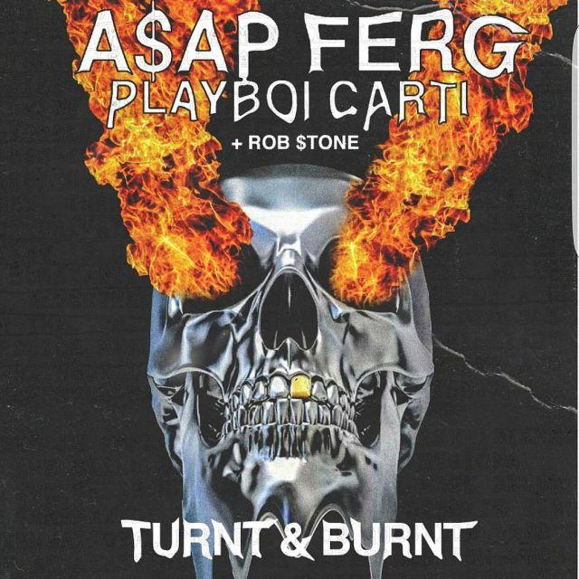 asap ferg turnt & burnt tour