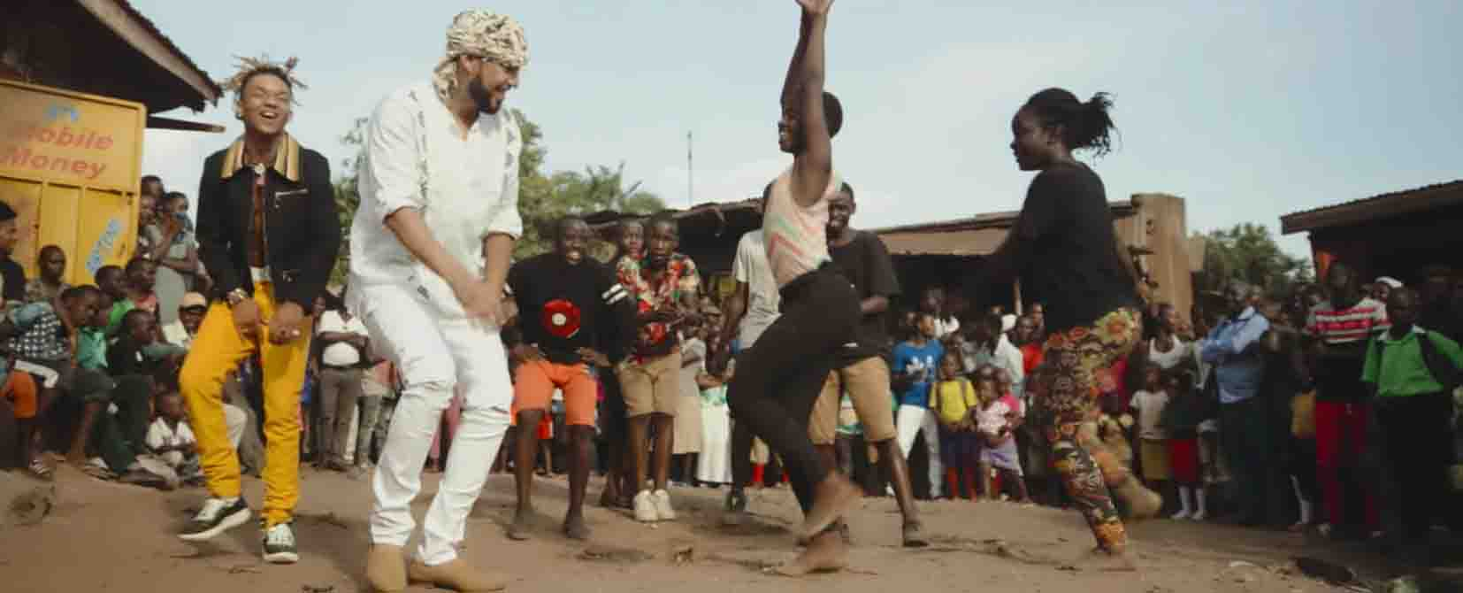 french montana unforgettable music video