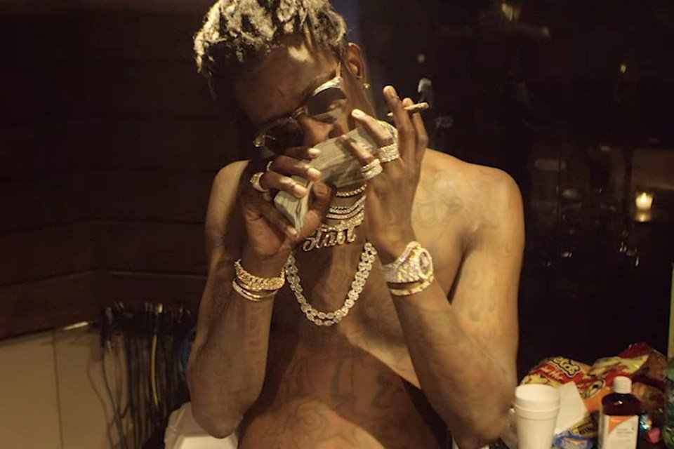 young thug webbie video