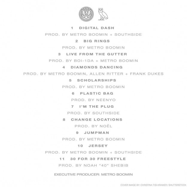 what a time to be alive tracklist