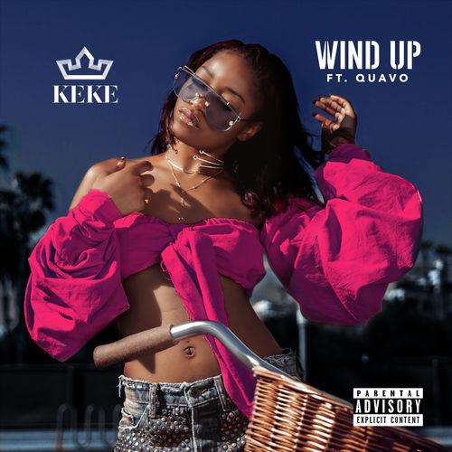 keke palmer wind up