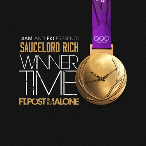 saucelord rich winner time