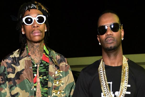 Wiz Khalifa, Juicy J, & TM88 Releasing 'Rude Awakening
