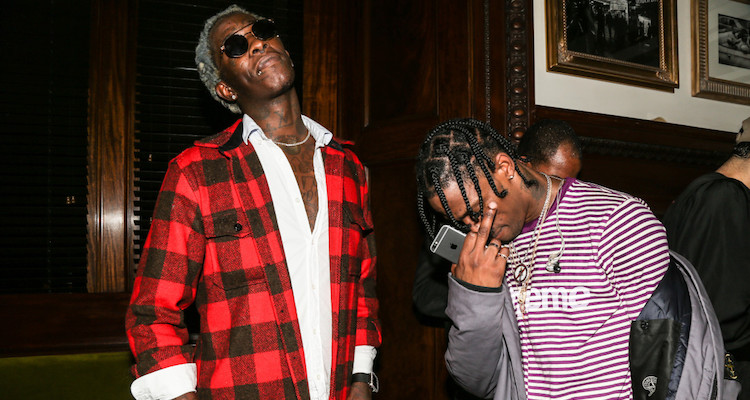 young thug travis scott